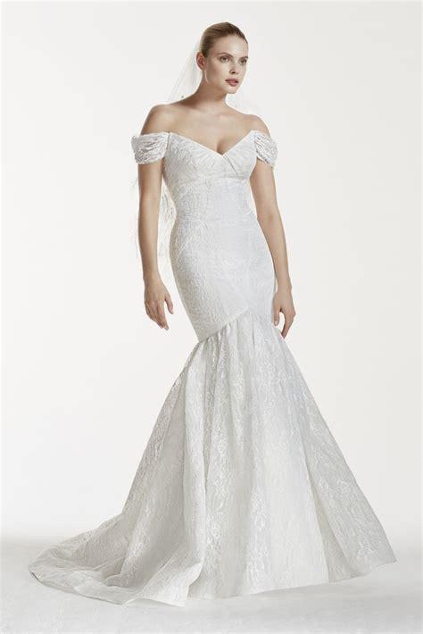 Lowback Ribbon Dress 26 best shoulder bridal dresses everafterguide