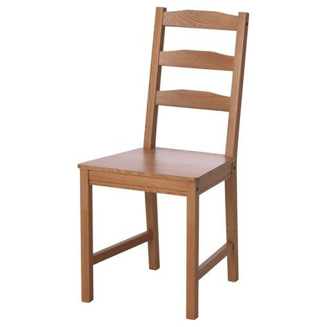 ikea wood chairs jokkmokk chair antique stain ikea
