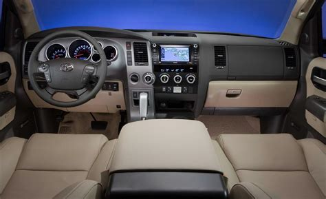 Interior Toyota 2010 by Car And Driver