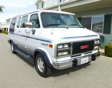 1995 gmc vandura 1995 gmc 2500 vandura custom