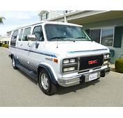1995 GMC 2500 VanDura Custom Van