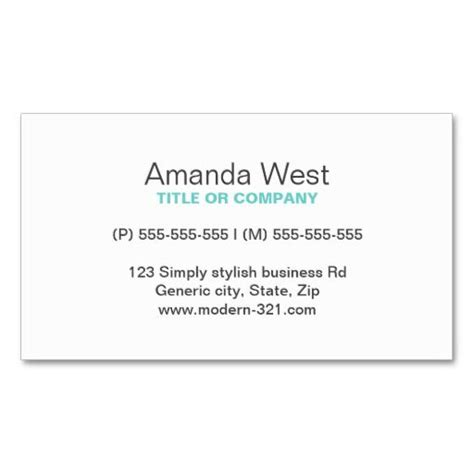 simple personal business cards 214 best images about accountant business cards on