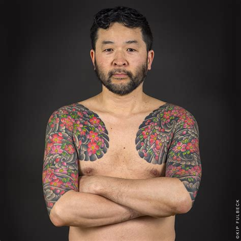traditional japanese tattoo rules perseverance janm 171 tim hendricks