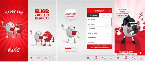 Happy App Nuevaapp Coca Cola Nos Presenta Happy App Tekhne