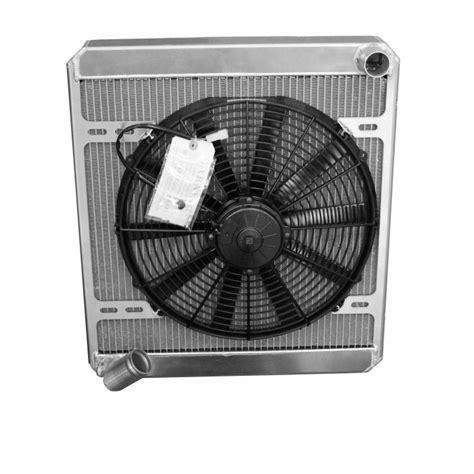 aluminum radiator with electric fan aluminum radiator with electric fan kit 3 8 e type