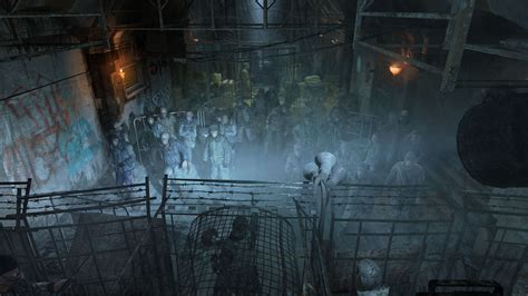 Metro Last Light Review by Metro Last Light Review Scare Polygon