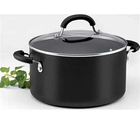 Tefal Oliver Fry Pan 24cm Price Comparison Find 86289 circulon origins 24 cm non stick stock pot black