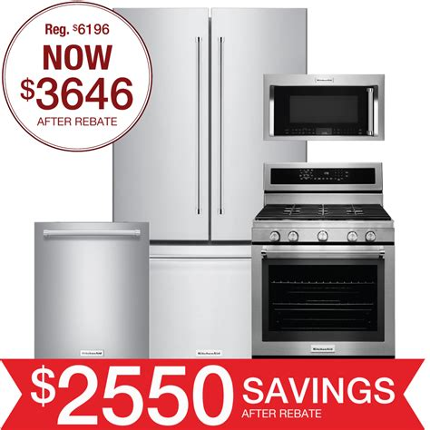 Kitchenaid Appliances Wholesale Discount Package Kitchenaid Kitchen Suite