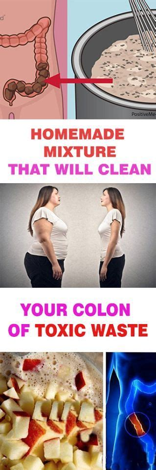Detox Your Toxic Relationships Exercise by Mixture That Will Clean Your Colon Of Toxic Waste