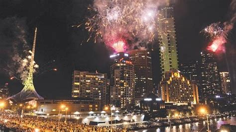 new year fireworks in melbourne melbourne s new year s fireworks planned meticulously