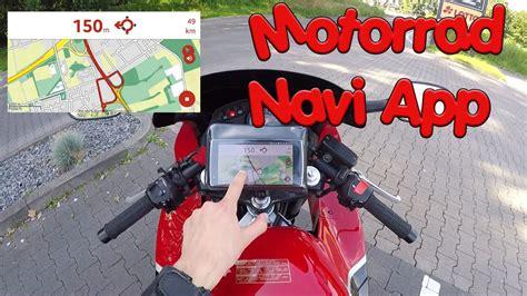 Youtube Motorrad Navi by Motovlog 7 Motorrad Navi App Calimoto Youtube