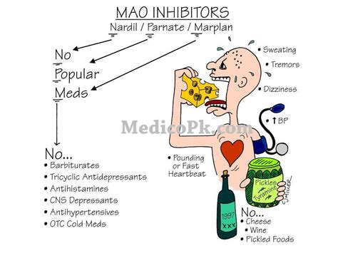 Mao Inhibitors List   Monoamine Oxidase Inhibitors   Health Insurance Quotes