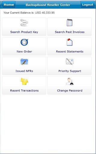 apps reseller console backupassist backup monitoring mobile app iphone android