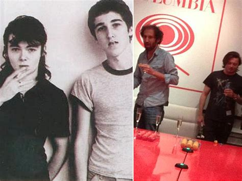 daft punk no mask daft punk without their helmets on then and now idolator