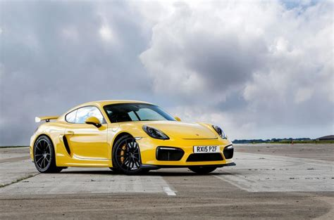 pics of porsches porsche cayman gt4 review 2017 autocar