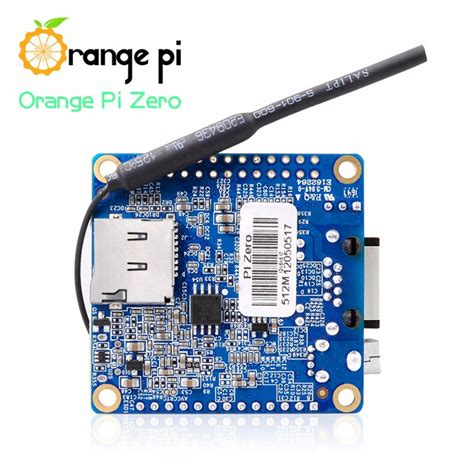 Promo Orange Pi One Mini Pc Mendukung Ubuntu Linux Dan Android orange pi zero set4 orange pi zero 512mb protective white h2 open source