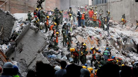 earthquake happening why mexico suffered two earthquakes in two weeks and why