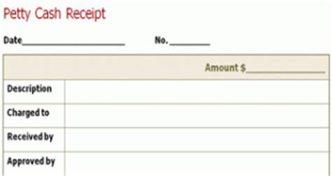 cash receipt log template