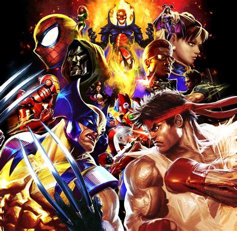 marvel vs capcom 3 vgm musicks marvel vs capcom clash of heroes