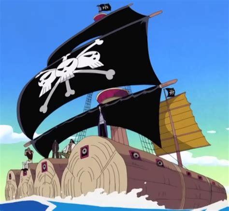 anime boat names radeau de barbe noire one piece encyclop 233 die fandom