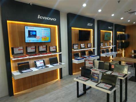toko laptop komputer  handphone ratu plaza jakarta
