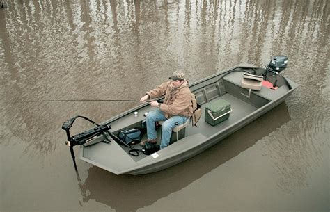 stick boat 542fs war eagle boats