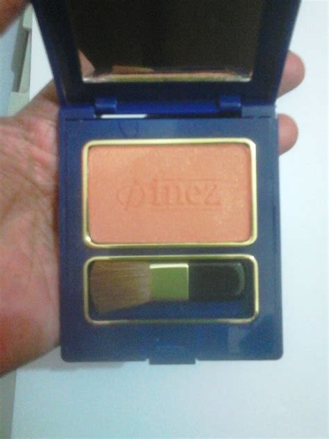 Lipstik Inez Warna Kalem review inez blush on gold dipped brick berry crush