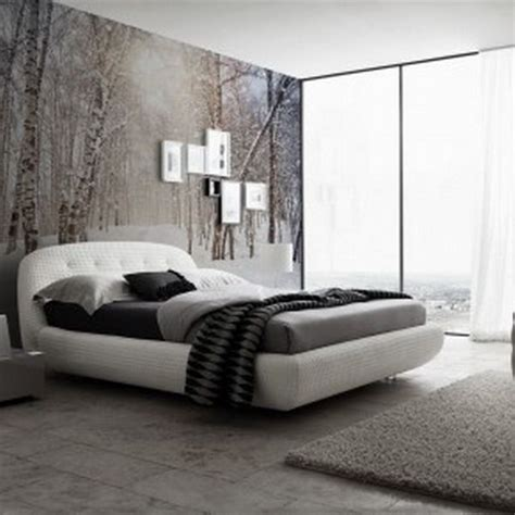 Modern Wall Murals by Modern Winter Bedroom Wallpaper Murals Home Decoration