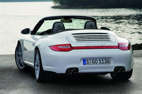 Porsche 911 997 Cabriolet Review by Porsche 911 Cabriolet 997 Series 2004 2012 Used Car