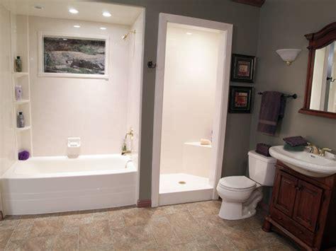 acrylic bathtub surround image gallery shower surrounds
