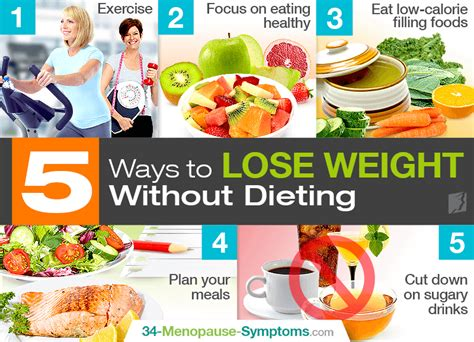 9 Most Ways To Lose Weight by 5 Ways To Lose Weight Without Dieting
