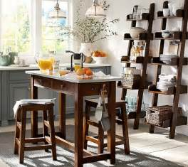 Kitchen Bookshelf Ideas Stepping It Up In Style 50 Ladder Shelves And Display Ideas