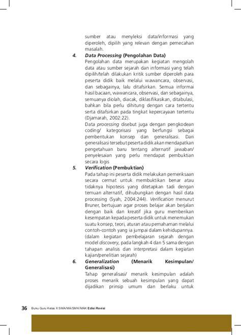 buku pegangan guru sejarah indonesia sma smk kelas 10 kurikulum 2013