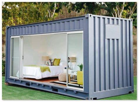 desain lu tidur dari barang bekas desain rumah kontainer yang unik dan minimalis desain