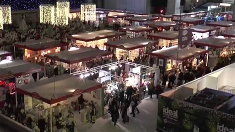 house shows the ideal home show at christmas 2014 youtube