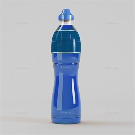 energy drink bottles energy drink plastic bottles mockup by brahmia graphicriver