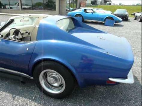 1973 blue corvette 1973 blue corvette l82 4spd blown 400 motor