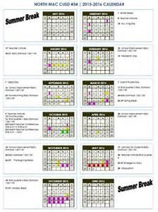 academic calendar template 2015 16 academic calendar 2015 16 calendar template 2016