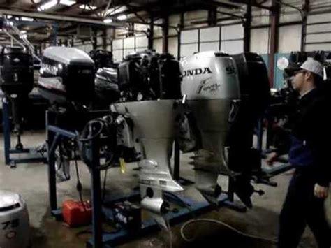 outboard boat engine youtube 2005 honda 75 hp outboard boat motor engine youtube