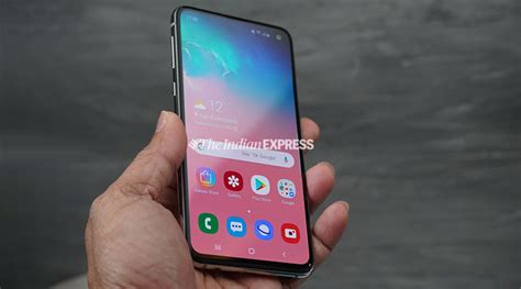 samsung galaxy s10 galaxy s10 and galaxy s10e launched in india price specifications