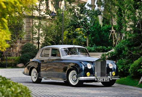 rolls royce silver cloud 1955 1958 rolls royce silver cloud i supercars net
