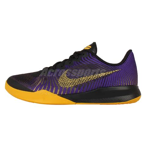 basketball shoes bryant nike kb mentality ii gs 2 bryant la lakers