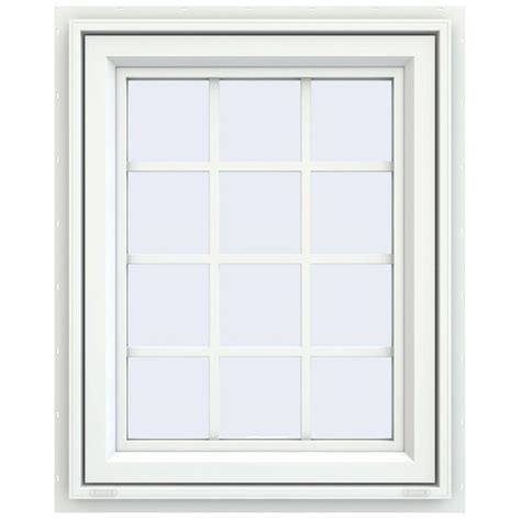 jalousie pvc tafco windows 63 in x 22 5 in jalousie picture vinyl