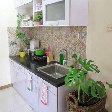 model wallpaper dinding dapur ide model keramik dinding dapur dapur minimalis idaman