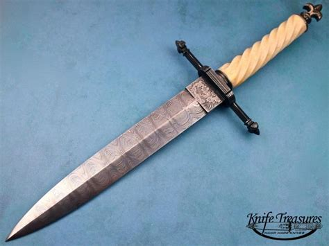 ladder pattern knife custom knives hand made by jim schmidt for sale by knife
