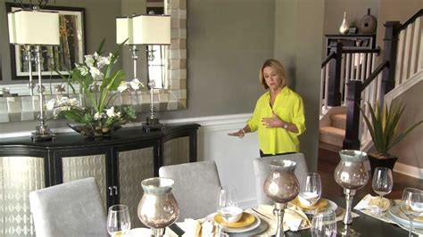 decorating new home design your dining room with mary dewalt new home source