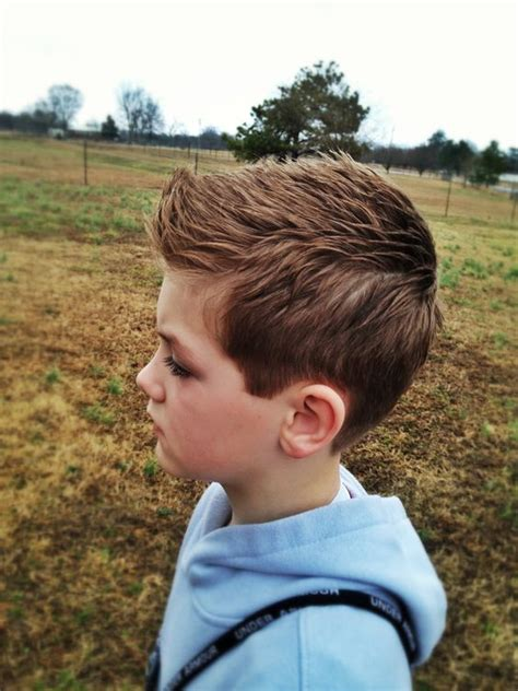 Little Seven Year Old Hair Cut | 23 cutest haircuts for your baby boy styles weekly