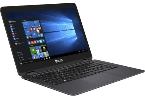Asus Flip 13 3 Touchscreen Laptop Review asus zenbook flip ux360ca ubm1t ah51t 13 3 quot 2 in 1 thin light laptop windows laptop