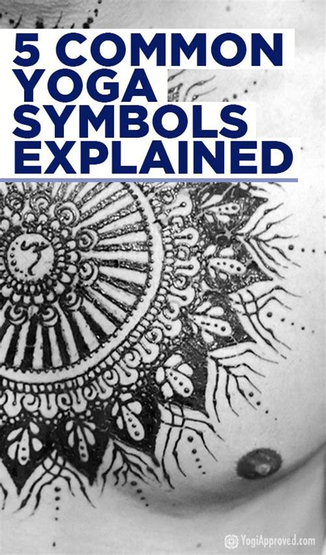tattoo healing explained what the om the meaning behind 5 common yoga symbols