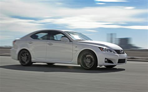 2012 lexus isf 2012 lexus is f right side view photo 3